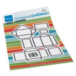 CR1518 - Craftable Enveloppe set by Marleen