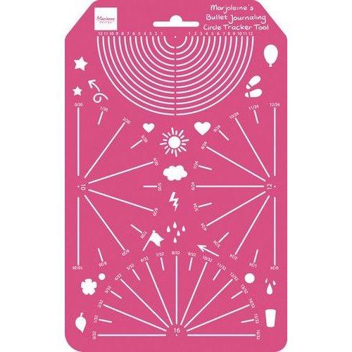 Marianne Design LR0037 - Marjoleine's Circle Tracker