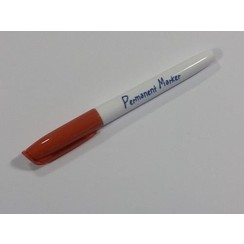COLPTS40 - Collall Krimpie Permanent marker - bruin S40