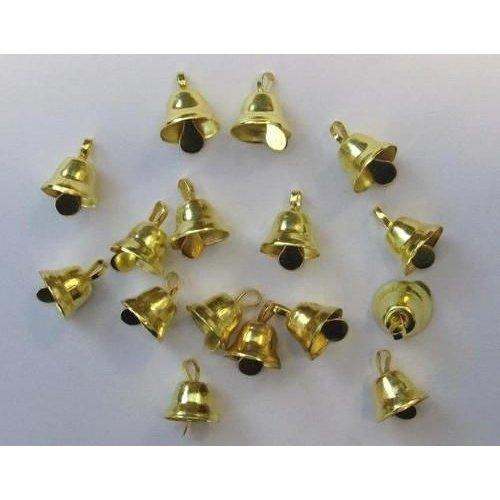 12244-4412 - Klokjes goudkleur 11 mm 16 ST (1 PK) -4412 (11 mm)