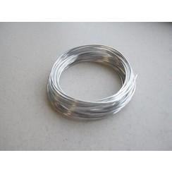 12269-6903 - Aluminiumdraad zilverkleur 2 mm 4 MT
