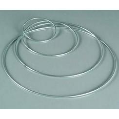 Metalen Ring - 8 cm