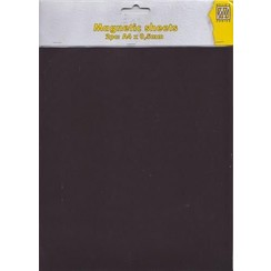 MAG004 - Magnetic Sheet A4, 0.5mm