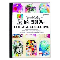 MDA66095 - Ranger DWM Mixed Media Collage Collective 095 Dina Wakley