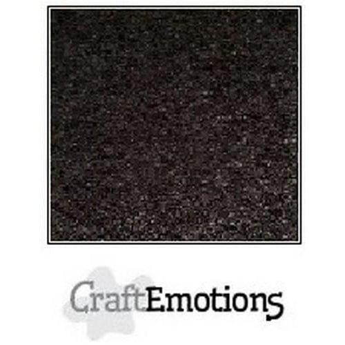 CraftEmotions 90-60 - CraftEmotions karton kraft zwart 10 vel A4  220GR