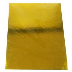 8011/0103 - Joy! Crafts Spiegelkarton goud 10vl 0103 230gr A4