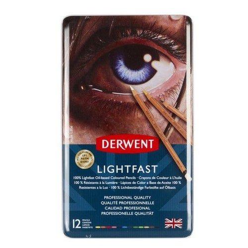 DLI2302719 - Derwent Lightfast 12 st blik 02719