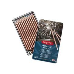 DMP2305599 - Derwent Metallic 12 st blik 05599
