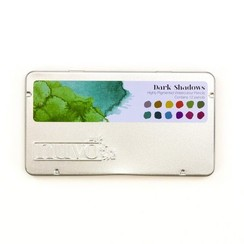 524N - Nuvo watercolour potloden - Dark Shadows