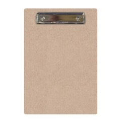 461.941.703 - Pronty MDF Clipboard with normal clip<br />  41.703 A5