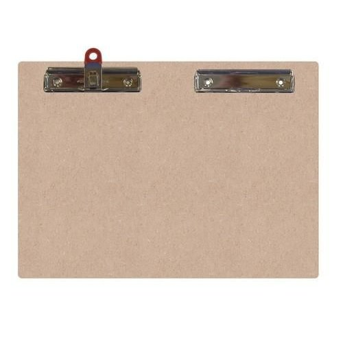 Pronty 461.941.710 - Pronty MDF Clipboard Double A5, pen and normal 41.710 A5