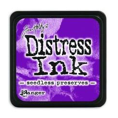 TDP40156 - Ranger Distress Mini Ink pad - seedless preserves 156 Tim Holtz