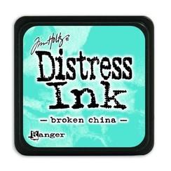 TDP39877 - Ranger Distress Mini Ink pad - broken china 877 Tim Holtz