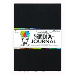 MDJ61113 - Ranger Media Large Journal 10x14.25 54 pag. 113 Dina Wakley