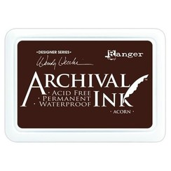 AID61236 - Ranger Archival Ink pad - acorn 236