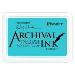 AID61243 - Ranger Archival Ink pad - bluebird 243