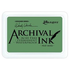 AID61250 - Ranger Archival Ink pad - peat moss 250
