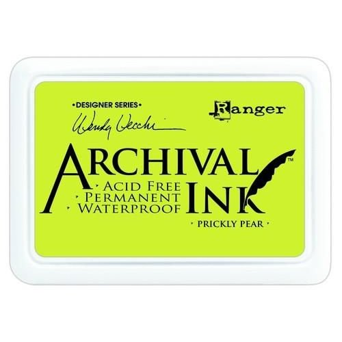 Tim Holtz AID61274 - Ranger Archival Ink pad - prickly pear 274