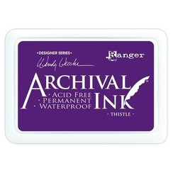 AID61281 - Ranger Archival Ink pad - thistle 281