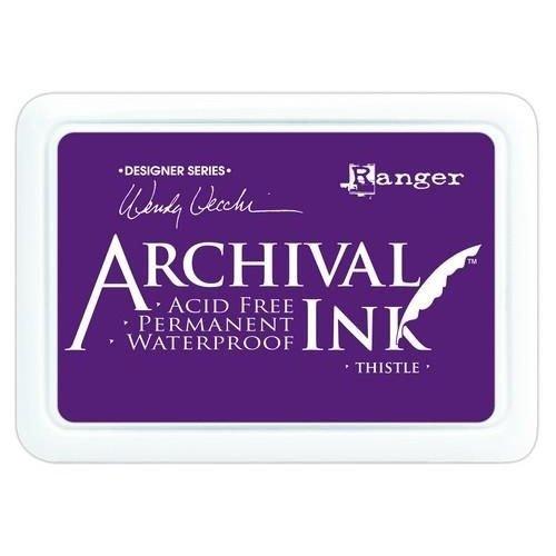 Tim Holtz AID61281 - Ranger Archival Ink pad - thistle 281