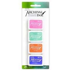 AMDK58953 - Ranger Archival Mini Ink Kit 3 8953 Wendy Vecchi