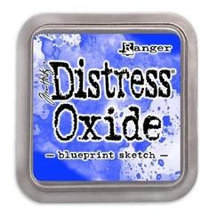 TDO55822 - Ranger Distress Oxide - blueprint sketch 822 Tim Holtz
