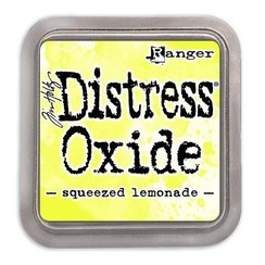 TDO56249 - Ranger Distress Oxide - squeezed lemonade 249 Tim Holtz