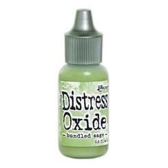 TDR56959 - Ranger Distress Oxide Re- inker 14 ml - bundled sage 959 Tim Holtz