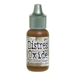TDR57109 - Ranger Distress Oxide Re- inker 14 ml - gathered twigs 109 Tim Holtz