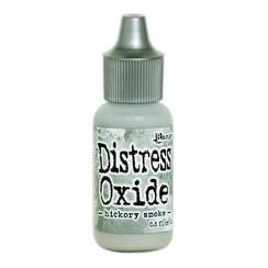 TDR57123 - Ranger Distress Oxide Re- inker 14 ml - hickory smoke 123 Tim Holtz