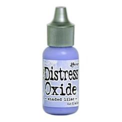 TDR57314 - Ranger Distress Oxide Re- inker 14 ml - shaded lilac 314 Tim Holtz