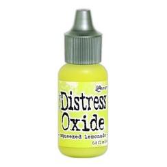 TDR57345 - Ranger Distress Oxide Re- inker 14 ml - squeezed lemonade 345 Tim Holtz