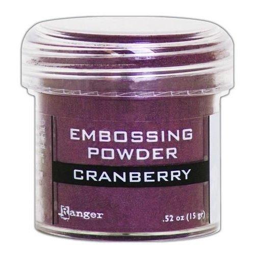 Tim Holtz EPJ60352 - Ranger Embossing Powder 34ml -  cranberry metallic 352