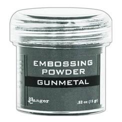EPJ60369 - Ranger Embossing Powder 34ml -  gunmetal metallic 369