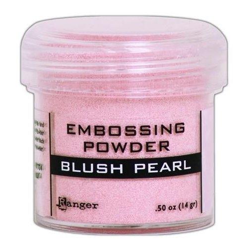 Tim Holtz EPJ60444 - Ranger Embossing Powder 34ml -  blush pearl 444