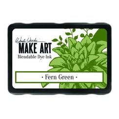 WVD62592 - Ranger MAKE ART Dye Ink Pad Fern Green 592 Wendy Vecchi 5,8x8,3cm