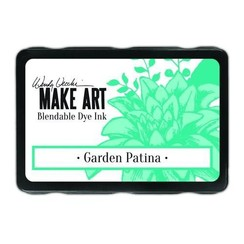 WVD62608 - Ranger MAKE ART Dye Ink Pad Garden Patina 608 Wendy Vecchi 5,8x8,3cm
