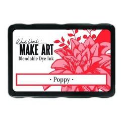 WVD62622 - Ranger MAKE ART Dye Ink Pad Poppy 622 Wendy Vecchi 5,8x8,3cm