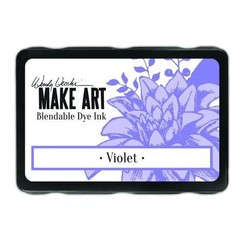 WVD62660 - Ranger MAKE ART Dye Ink Pad Violet 660 Wendy Vecchi 5,8x8,3cm