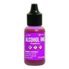 TAB25528 - Ranger Alcohol Ink 15 ml - raspberry 528 Tim Holz