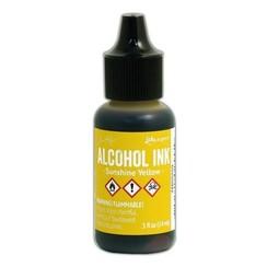 TAB25559 - Ranger Alcohol Ink 15 ml - sunshine yellow 559 Tim Holz