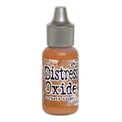 TDR57260 - Ranger Distress Oxide Re- Inker 14 ml - Rusty Hinge 260 Tim Holtz