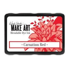 WVD64312 - Ranger MAKE ART Dye Ink Pad Carnation Red 312 Wendy Vecchi