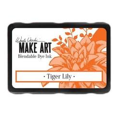 WVD64404 - Ranger MAKE ART Dye Ink Pad Tiger Lily 404 Wendy Vecchi