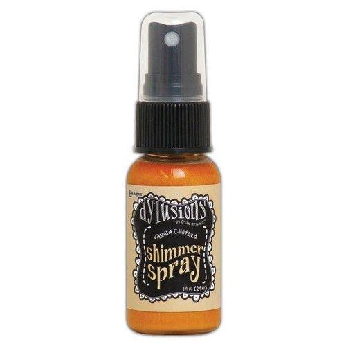 Tim Holtz DYH68440 - Ranger Dylusions Shimmer Spray 29 ml - Vanilla Custard 440