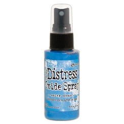 TSO67849 - Ranger Distress Oxide Spray - Salty Ocean 849 Tim Holtz