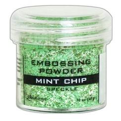 EPJ68679 - Ranger Embossing Speckle Powder 34ml - Mint Chip 679
