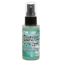 TSO67672 - Ranger Distress Oxide Spray - Evergreen Bough 672Tim Holtz