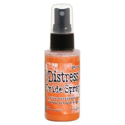 TSO67825 - Ranger Distress Oxide Spray - Ripe Persimmon 825 Tim Holtz