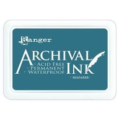 AIP70795 - Ranger Archival Ink pad - seafarer 795